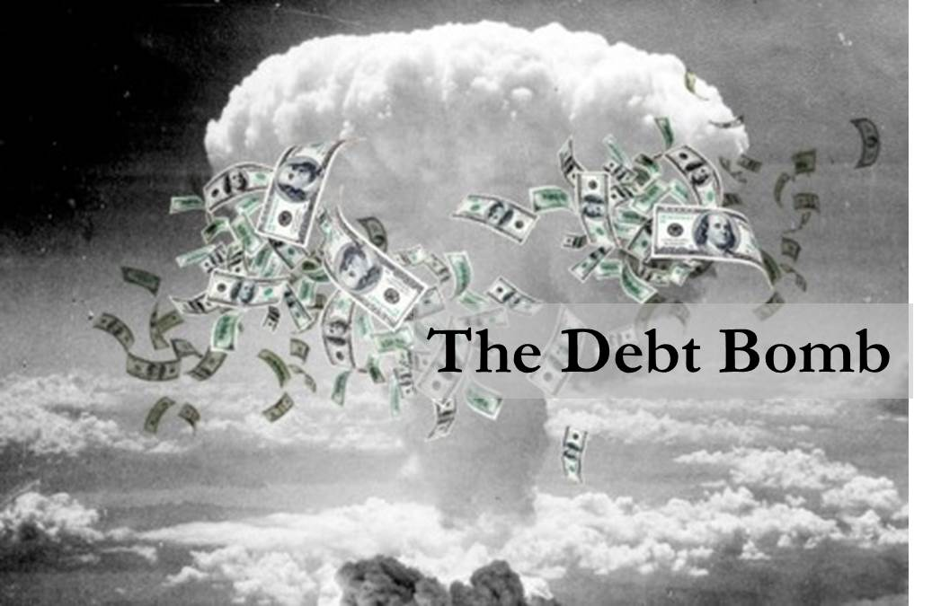Image result for Pakistan's Debt Bomb