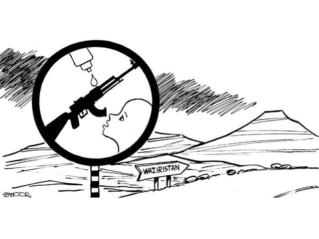 Fanatics of Waziristan