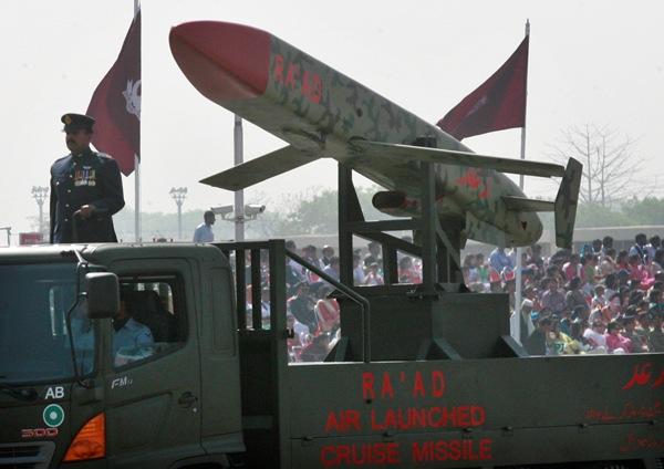 Pakistan Ra'ad Missile