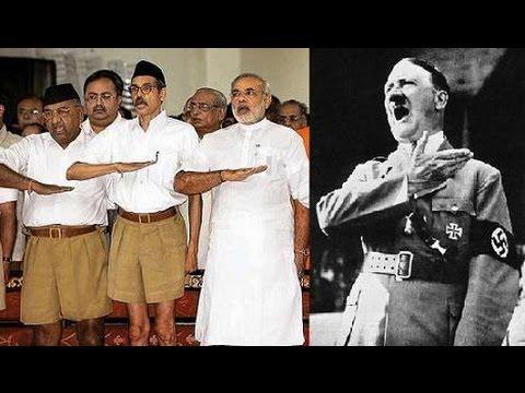NModi of India Admirer of Hitler
