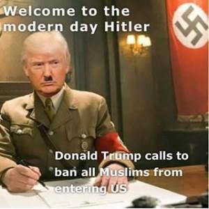 Hate Monger Trump
